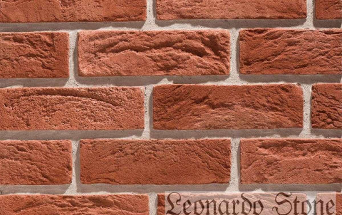 Фасадная плитка Leonardo Stone декоративный кирпич Авиньон 776