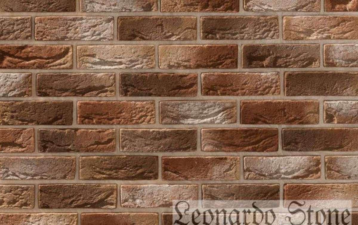Фасадная плитка Leonardo Stone декоративный кирпич Авиньон 778
