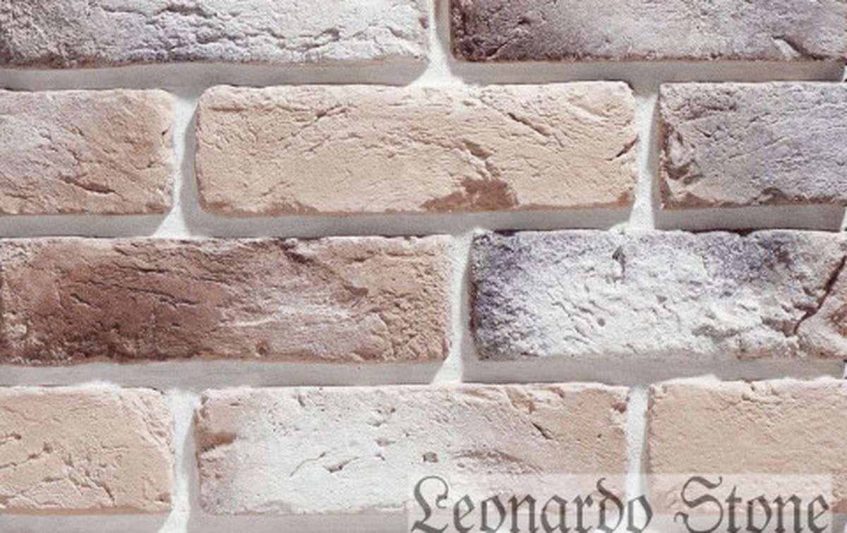 Фасадная плитка Leonardo Stone декоративный кирпич Орлеан 333