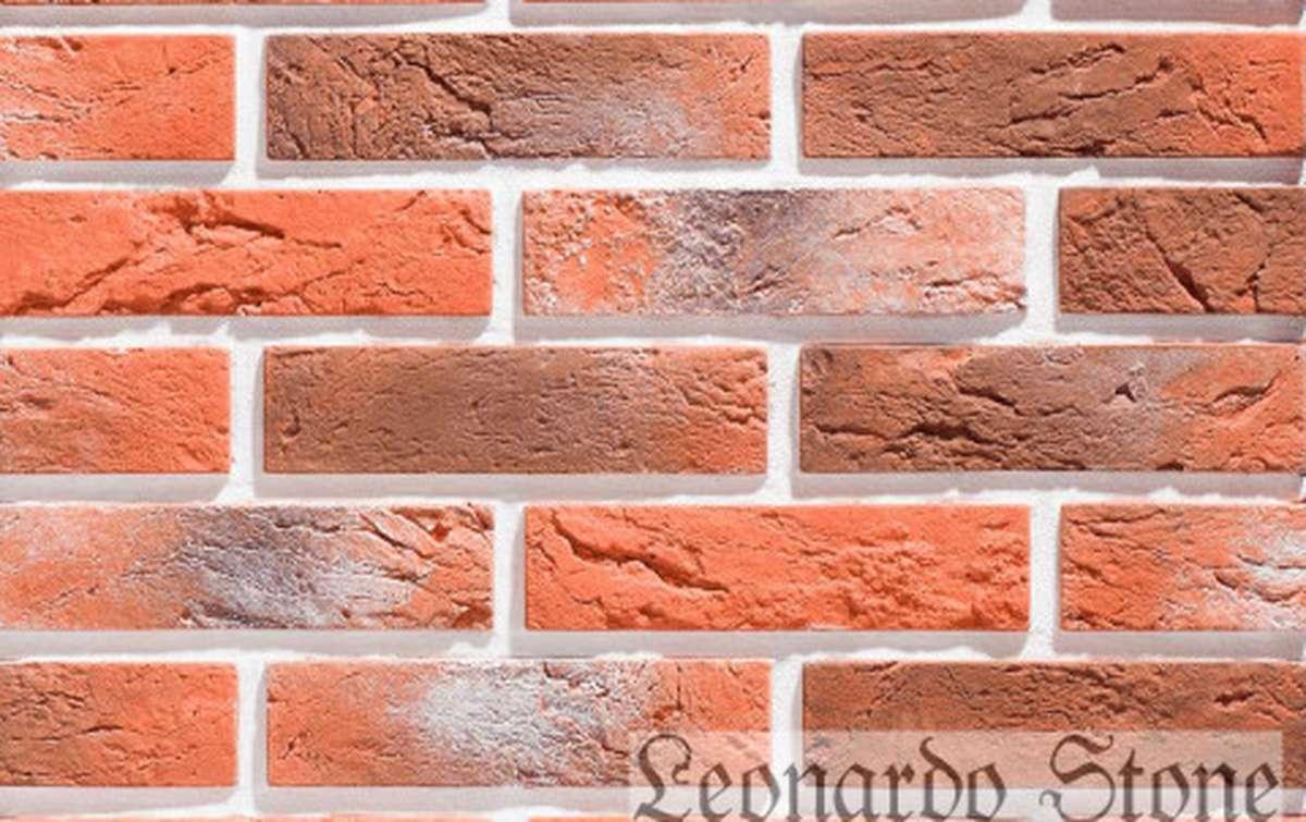 Фасадная плитка Leonardo Stone декоративный кирпич Париж-2 480