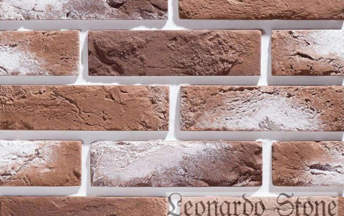 Фасадная плитка Leonardo Stone декоративный кирпич Прованс 401