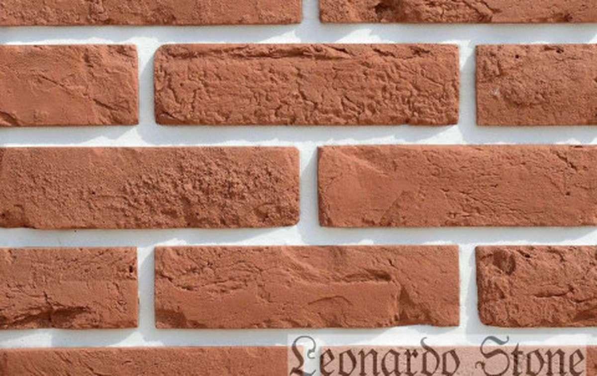 Фасадная плитка Leonardo Stone декоративный кирпич Прованс 402