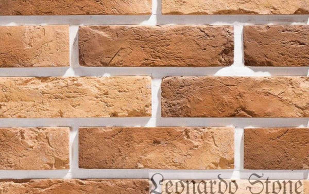 Фасадная плитка Leonardo Stone декоративный кирпич Прованс 440