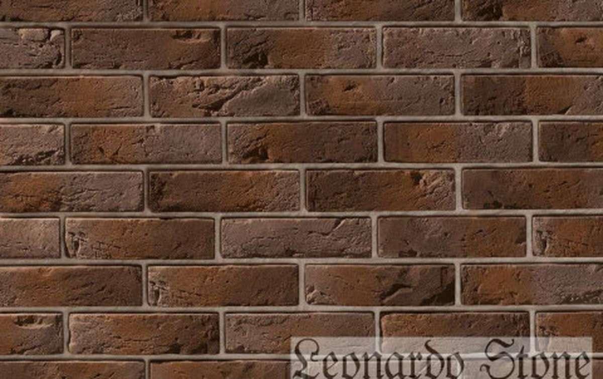 Фасадная плитка Leonardo Stone декоративный кирпич Прованс 443