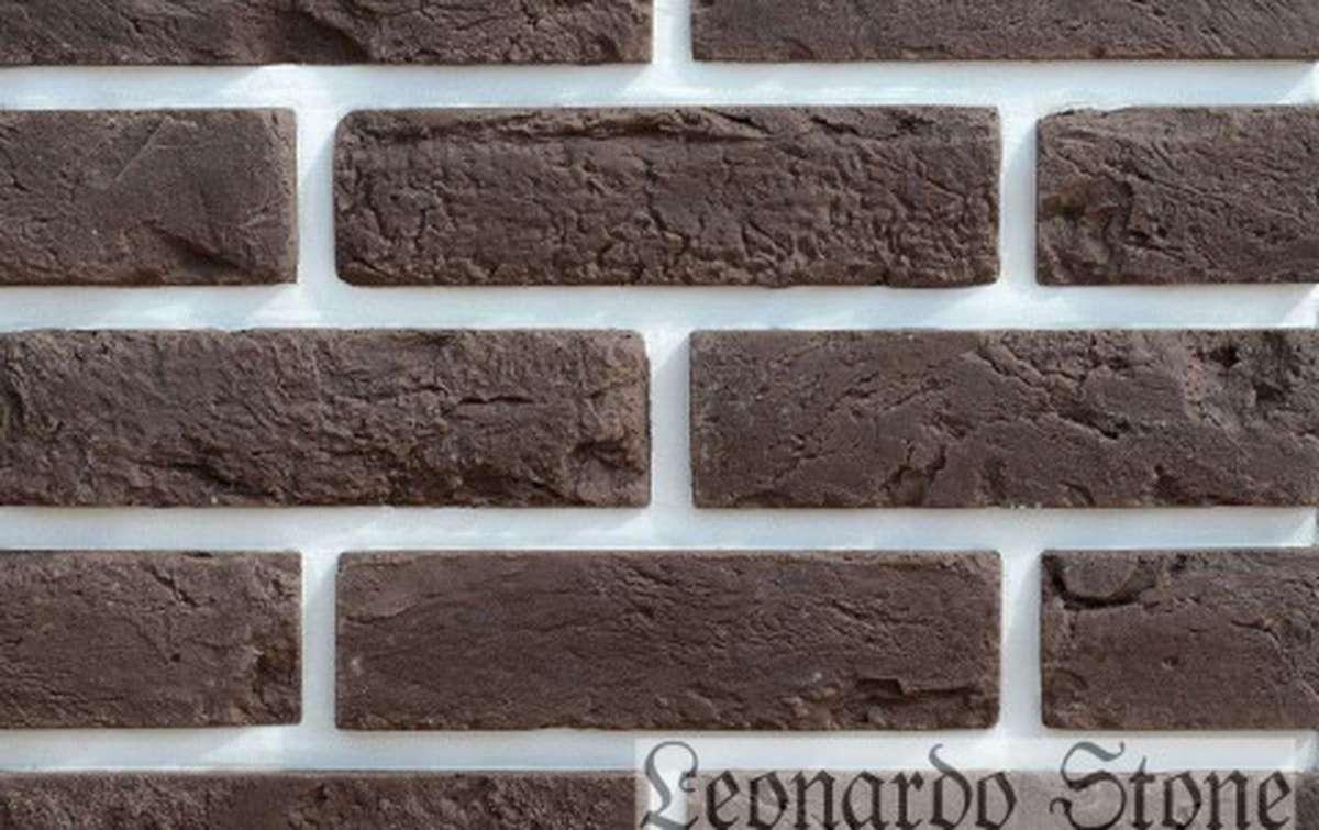 Фасадная плитка Leonardo Stone декоративный кирпич Прованс 709
