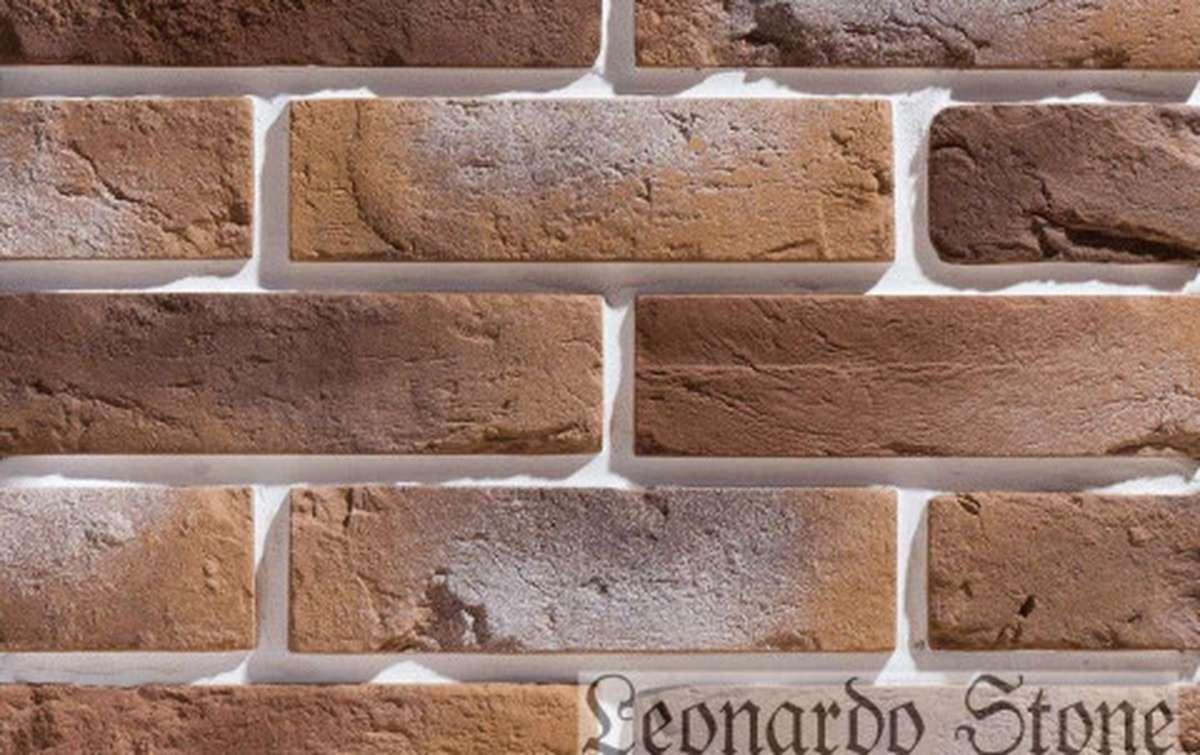Фасадная плитка Leonardo Stone декоративный кирпич Прованс 778