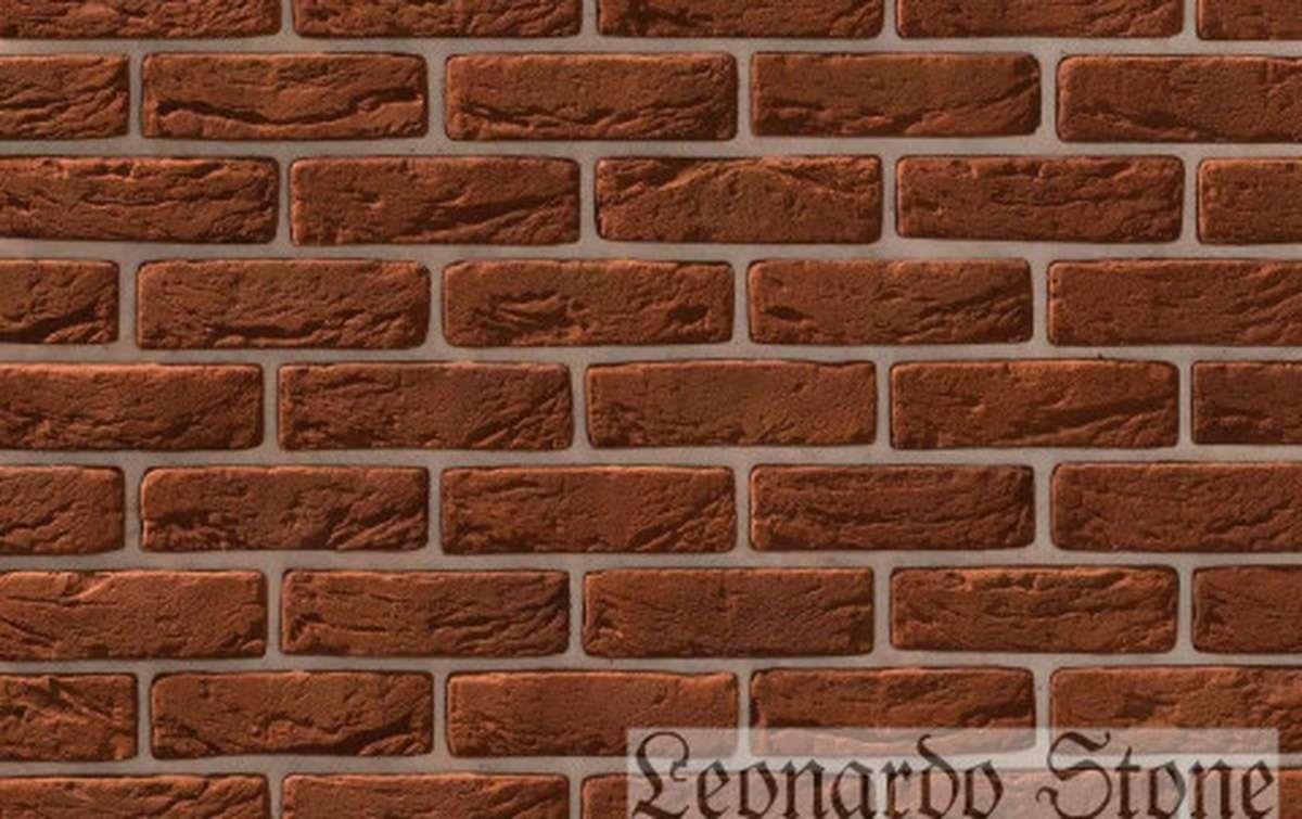 Фасадная плитка Leonardo Stone декоративный кирпич Руан 776