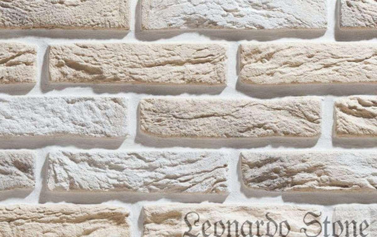 Фасадная плитка Leonardo Stone декоративный кирпич Иль-де-Франс 052
