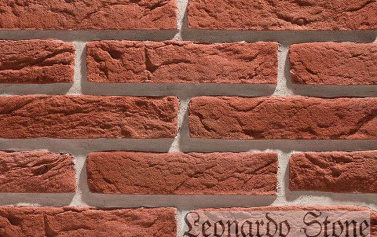 Фасадная плитка Leonardo Stone декоративный кирпич Иль-де-Франс 776