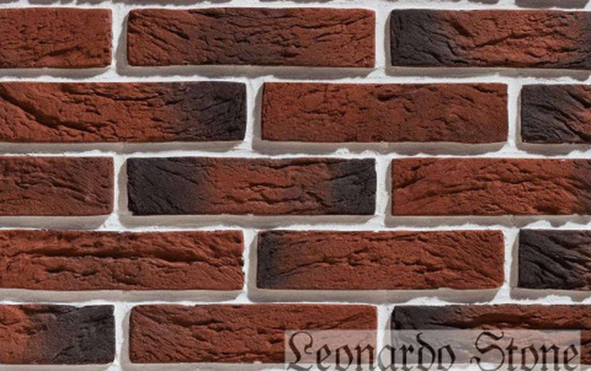 Фасадная плитка Leonardo Stone декоративный кирпич Сен-Жермен 767