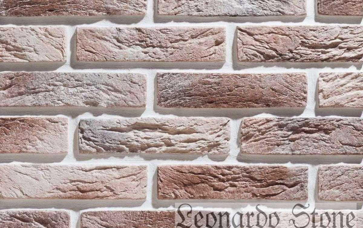 Фасадная плитка Leonardo Stone декоративный кирпич Сен-Жермен 769