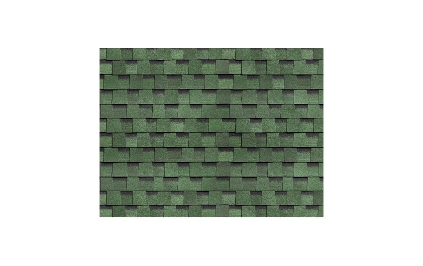 Гибкая черепица Шинглас (многослойная), Кантри, Онтарио, 2,6 кв.м