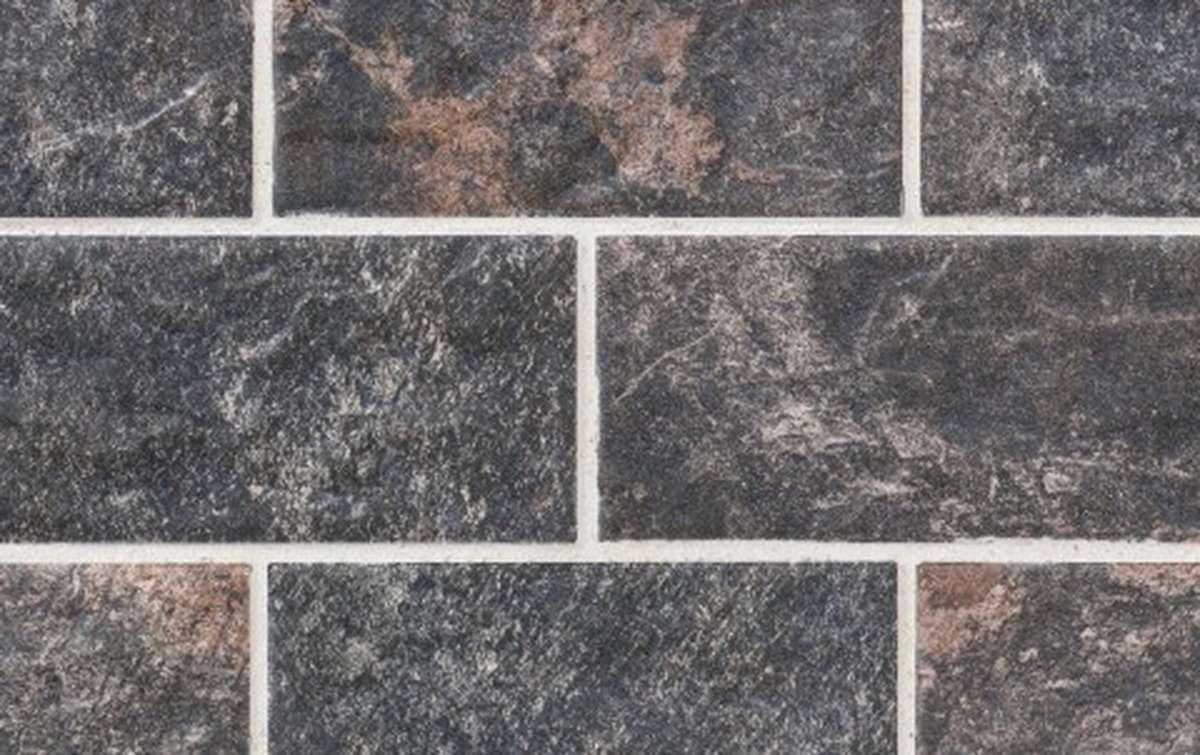 фасадная клинкерная плитка STROEHER schildpatt, размер 302x148x12
