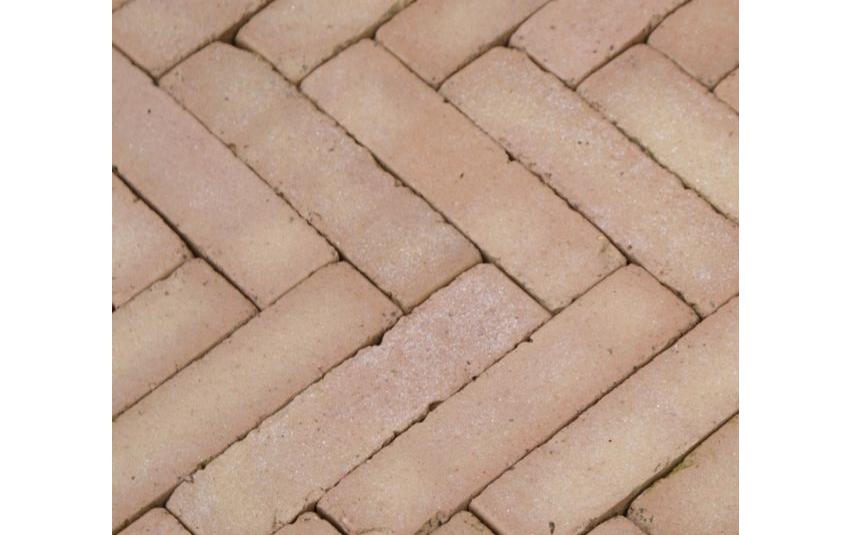 клинкерная брусчатка desta de panne-гладкий, 200x48x60