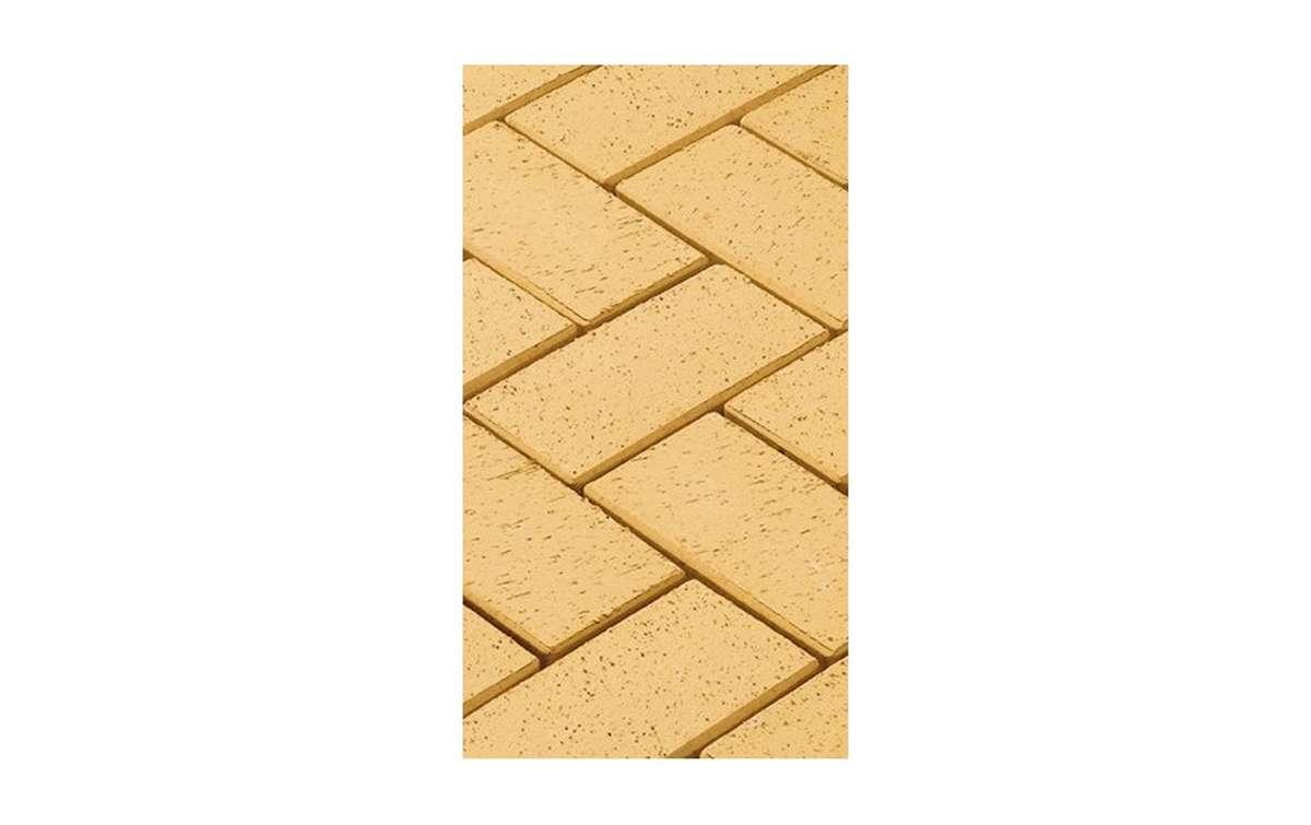 тротуарная плитка vandersanden/сrh kamenz 200x100x45 ,цвет желтый