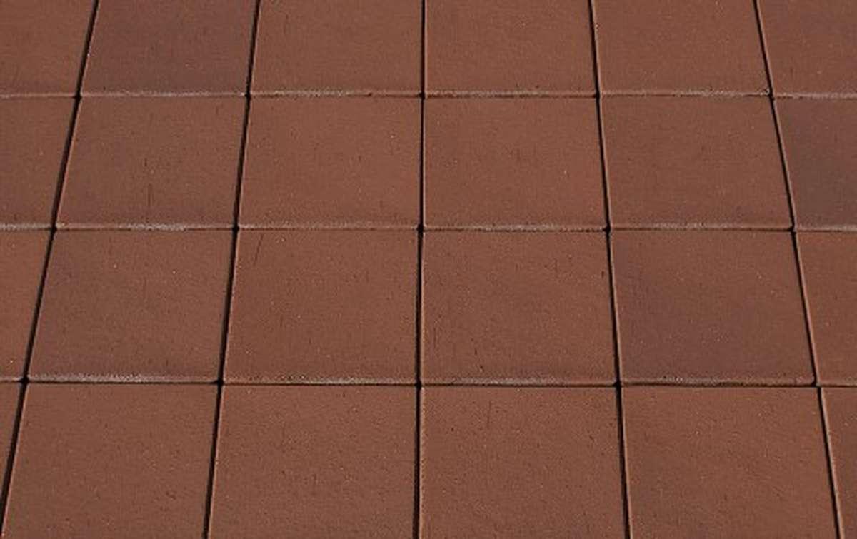 Клинкерная брусчатка HAGEMEISTER BORDEAUX, 200x100x50