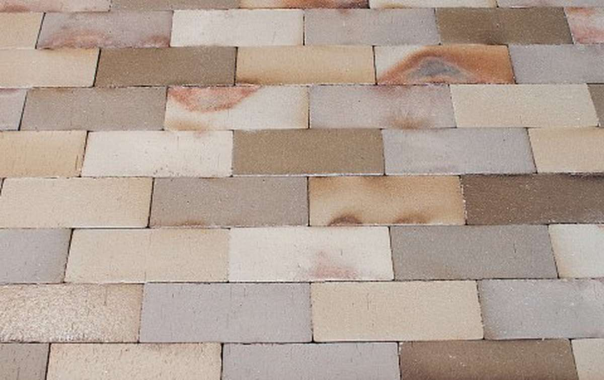 Клинкерная брусчатка HAGEMEISTER BORNHOLM, 200x100x50
