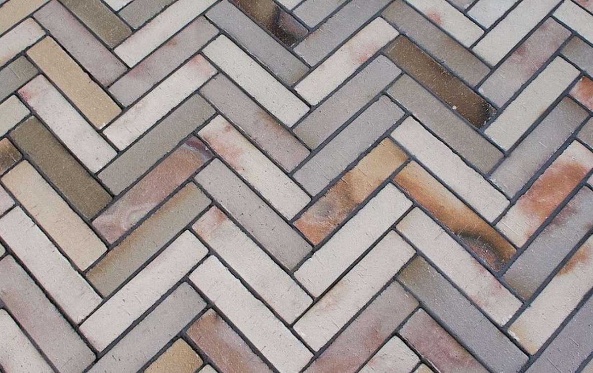 Клинкерная брусчатка HAGEMEISTER BORNHOLM, 208x50x50