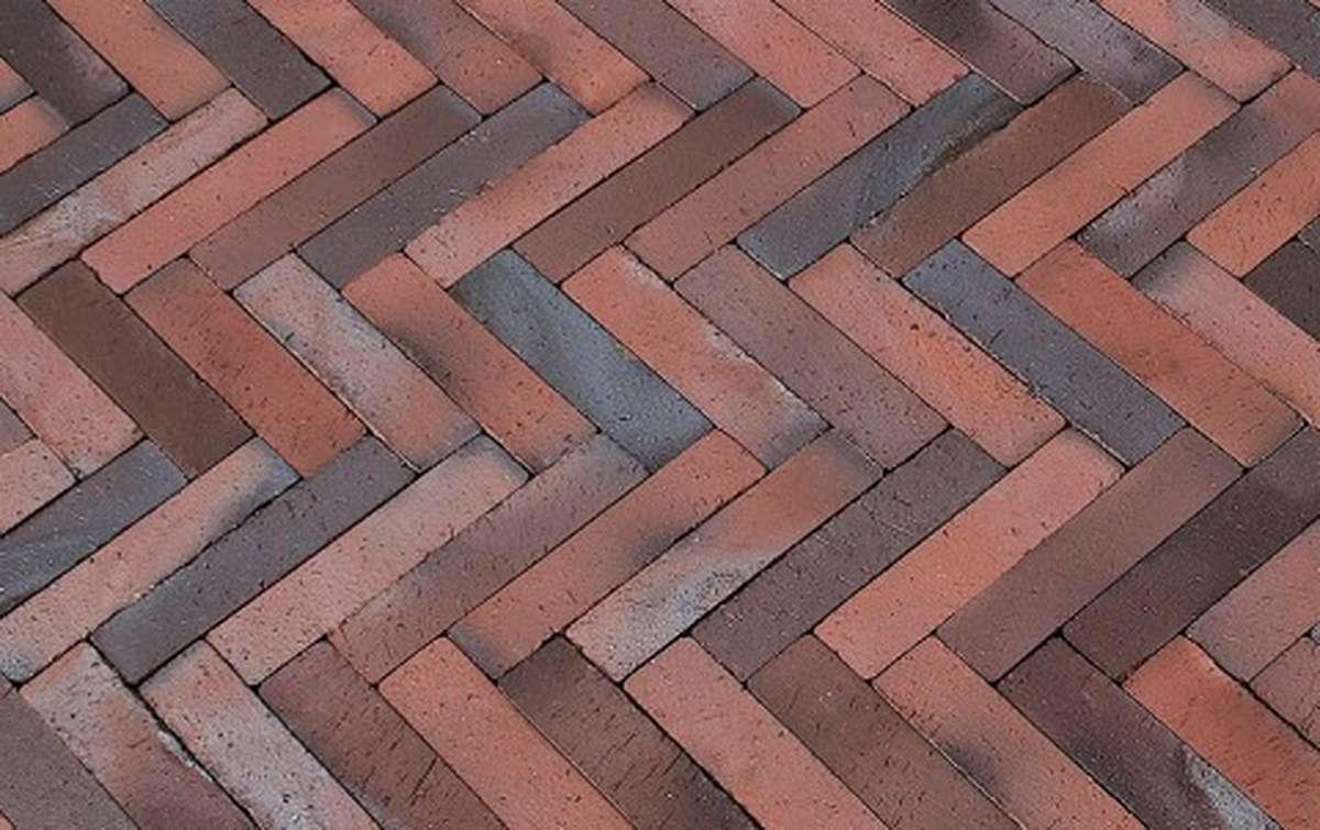 Клинкерная брусчатка HAGEMEISTER MONASTERIA, 208x50x50
