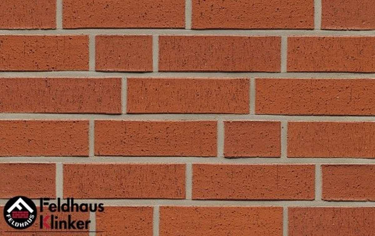 клинкерный кирпич Feldhaus Klinker carmesi rugo k401nf 240x115x71