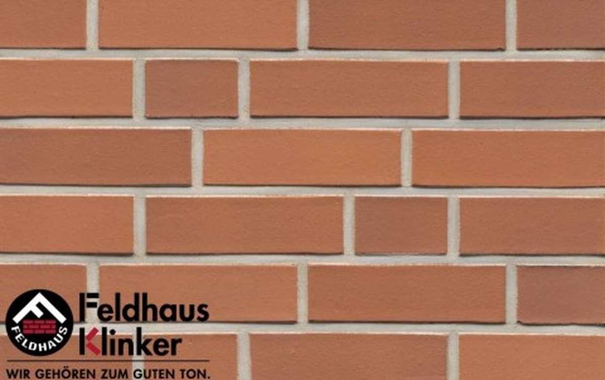 клинкерный кирпич Feldhaus Klinker ciaro liso k490df 240x115x52