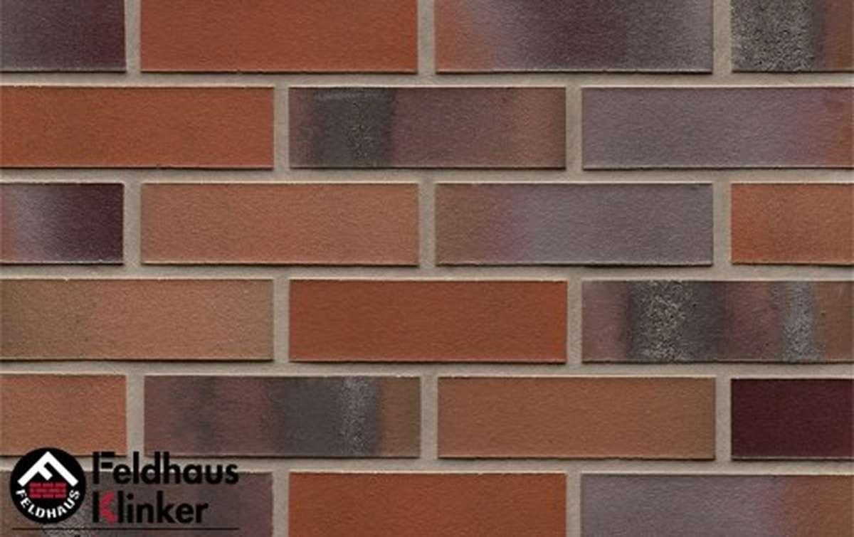 клинкерный кирпич Feldhaus Klinker carbona ardor colori k560nf 240x115x71