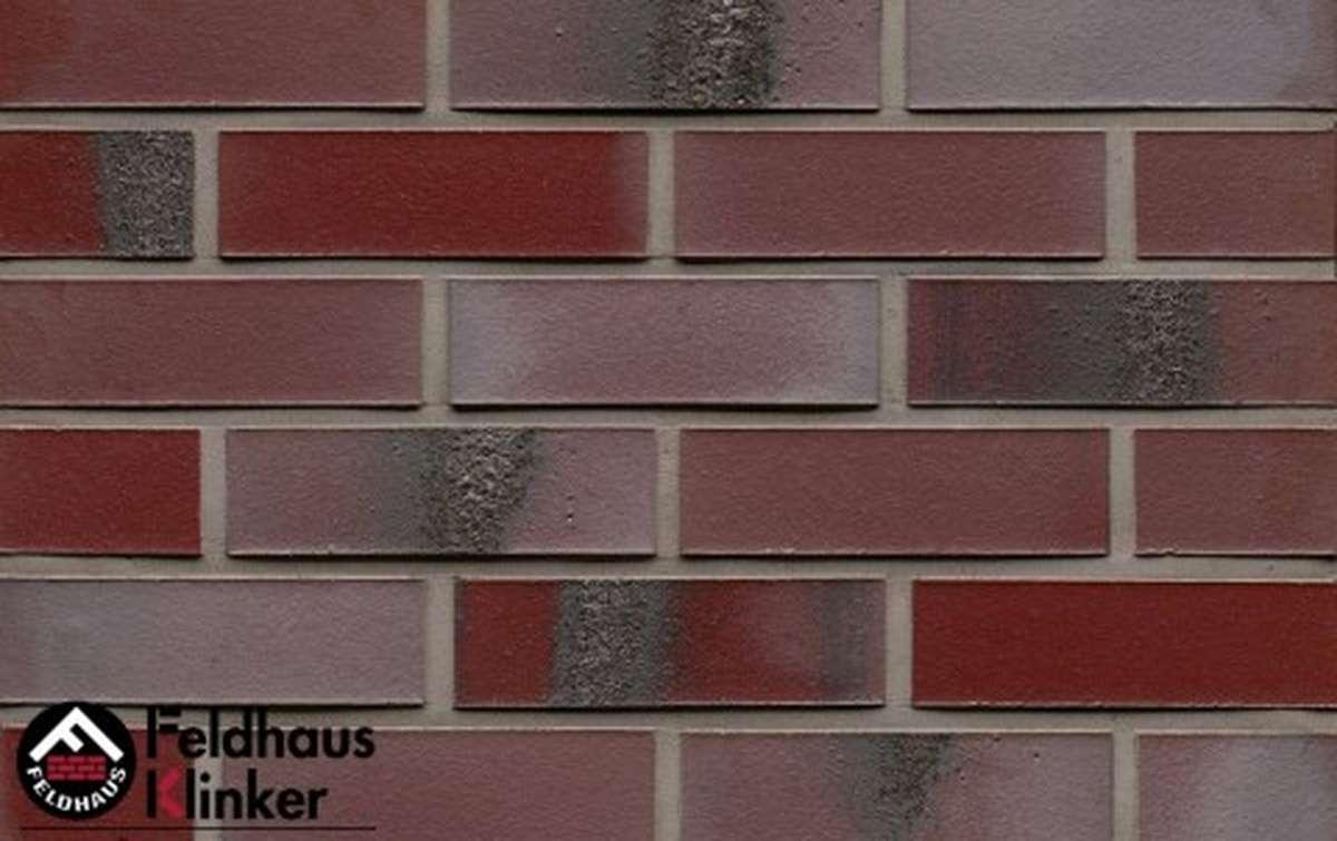 клинкерный кирпич Feldhaus Klinker carbona ardor rutila k563nf 240x115x71