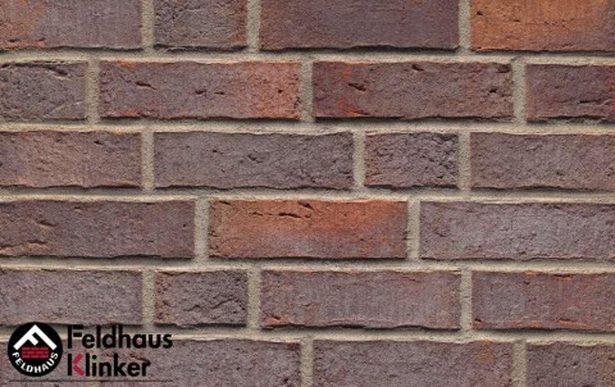 клинкерный кирпич Feldhaus Klinker sintra lava azur k662nf 240x115x71