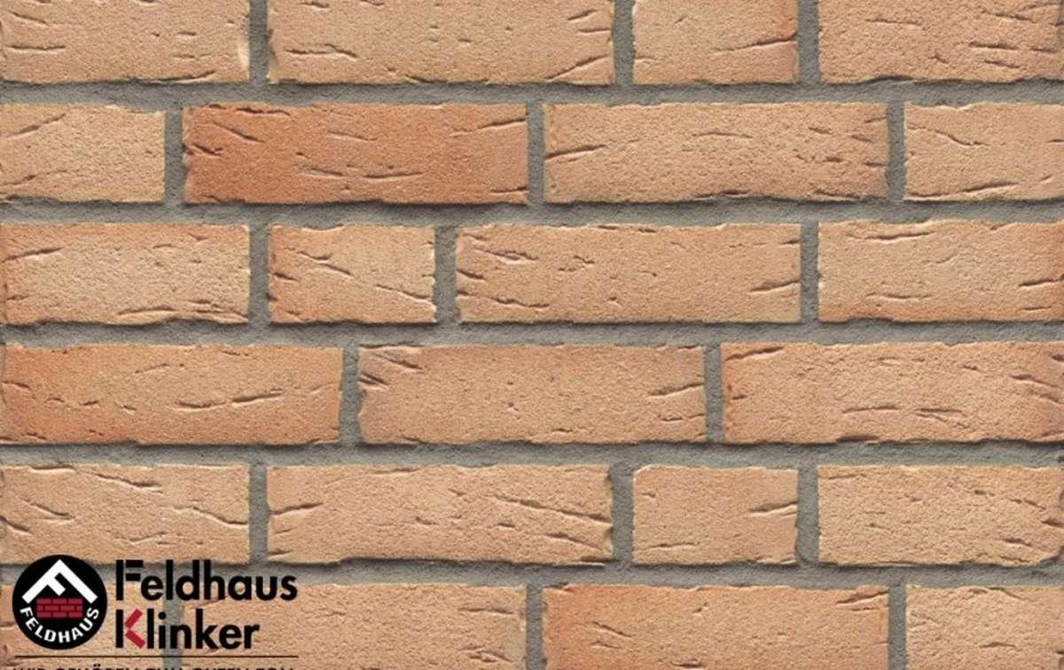 клинкерный кирпич Feldhaus Klinker sintra crema duna k696wdf 215x102x65