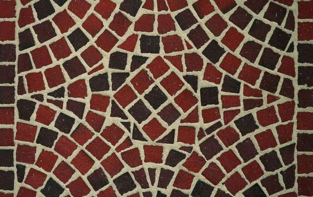 Тротуарная клинкерная плитка Фельдхаус Клинкер M403DF gala flamea 240x118