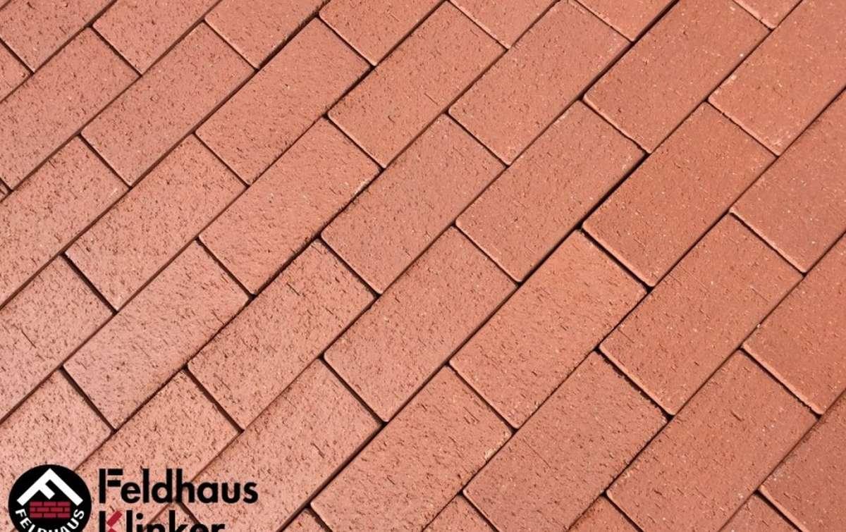 Тротуарная клинкерная плитка Фельдхаус Клинкер P402DF gala plano 240x118