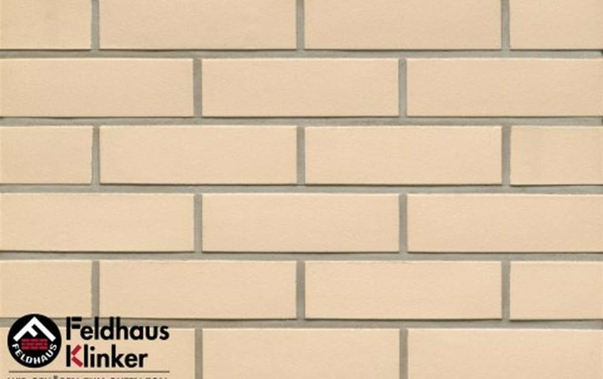 клинкерная плитка для фасада feldhaus klinker r100nf9 perla liso 240x9x71
