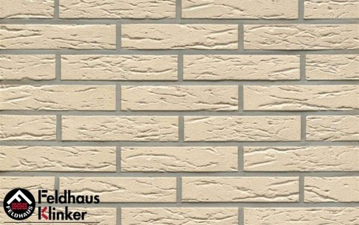 клинкерная плитка для фасада feldhaus klinker r116df9 perla mana 240x9x52