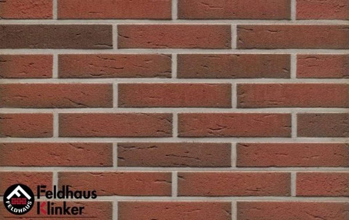 клинкерная плитка для фасада feldhaus klinker r307df9 ardor rustico 240x9x52
