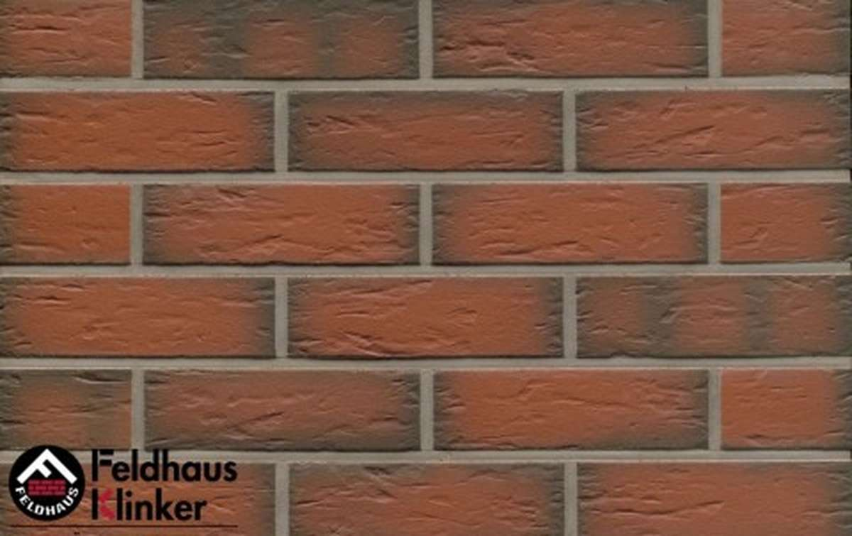 клинкерная плитка для фасада feldhaus klinker r343nf9 ardor senso 240x9x71