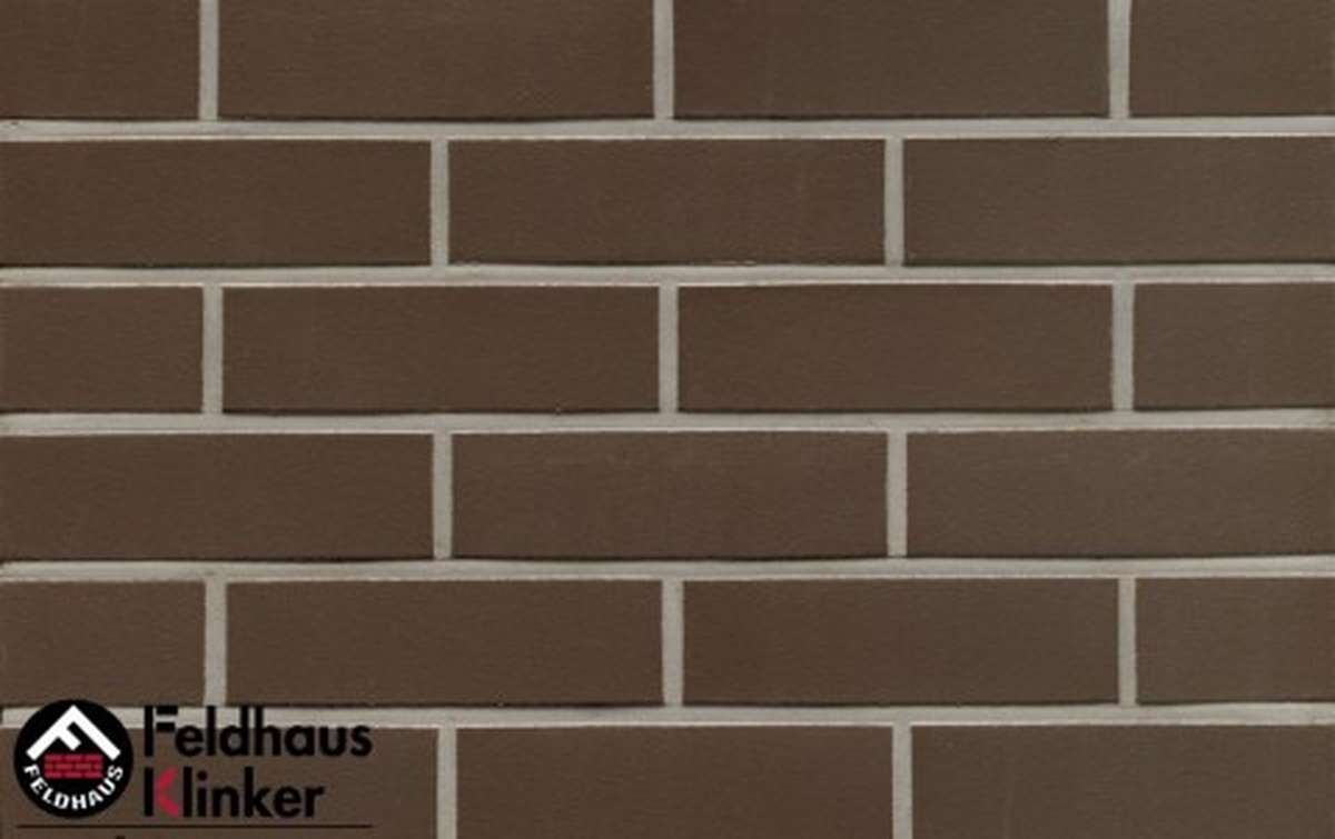 клинкерная плитка для фасада feldhaus klinker r500nf9 geo liso 240x9x71