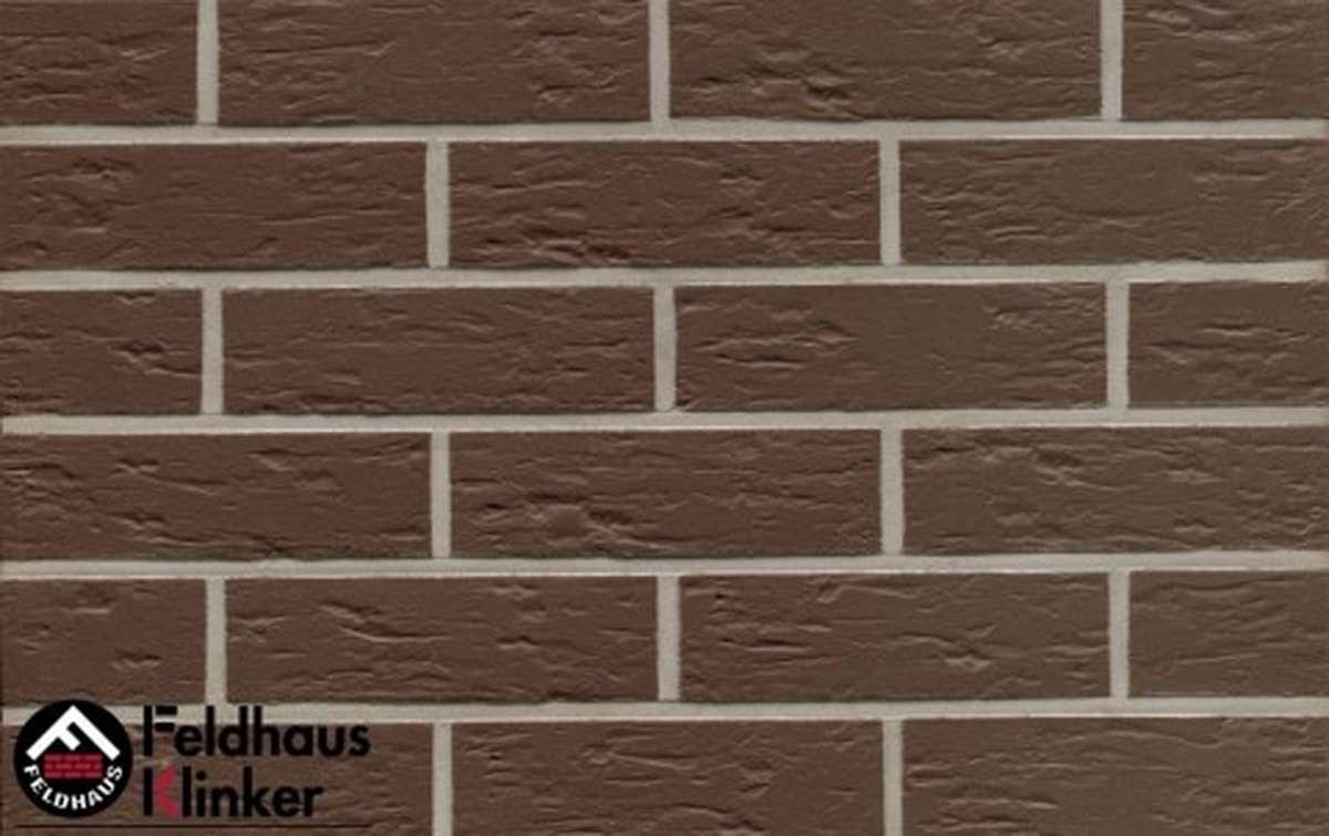 клинкерная плитка для фасада feldhaus klinker r540nf9 geo senso 240x9x71