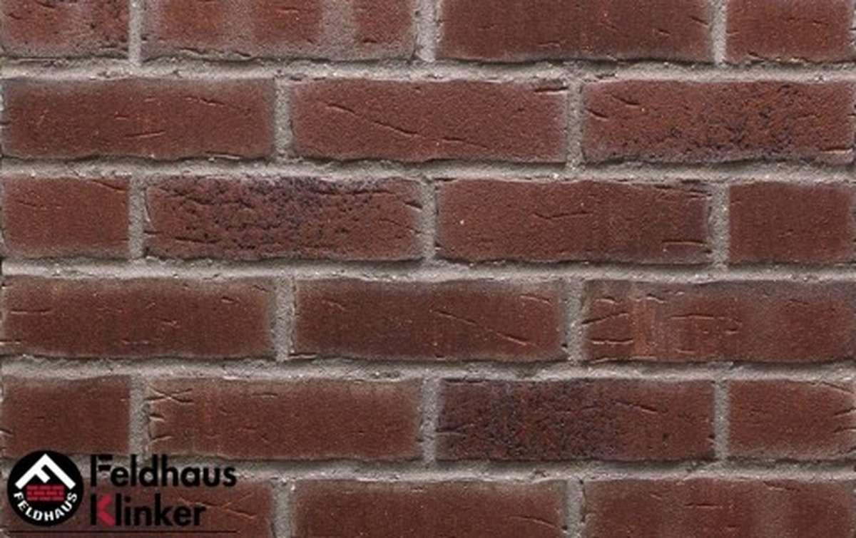 клинкерная плитка для фасада feldhaus klinker sintra cerasi ocasa r664nf14 240x14x71