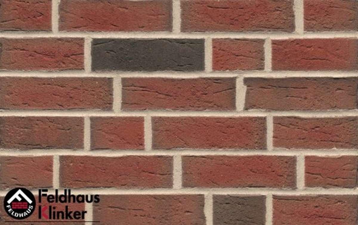 фасадная плитка feldhaus klinker sintra ardor r689nf14, 240x14x71