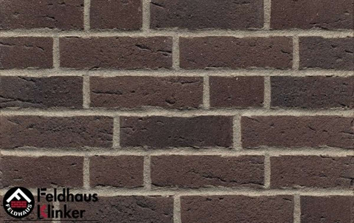 фасадная плитка feldhaus klinker sintra geo r697nf14, 240x14x71