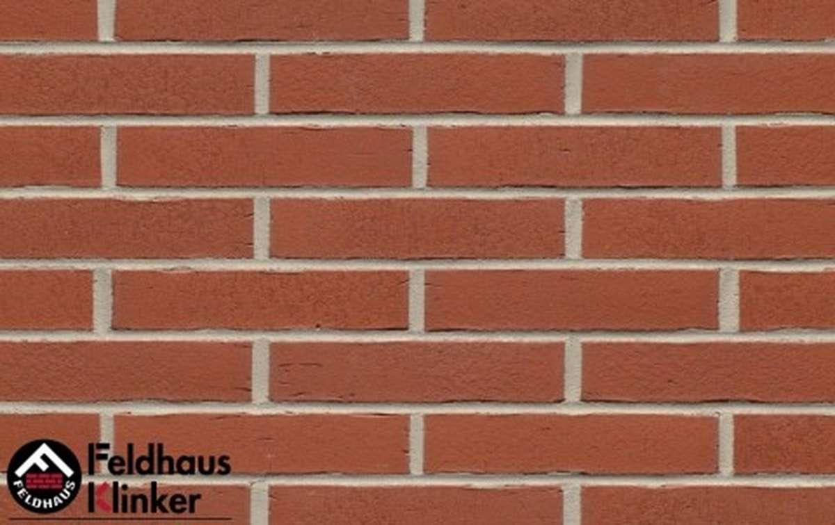 фасадная плитка feldhaus klinker vascu carmesi r751df14 240x14x52