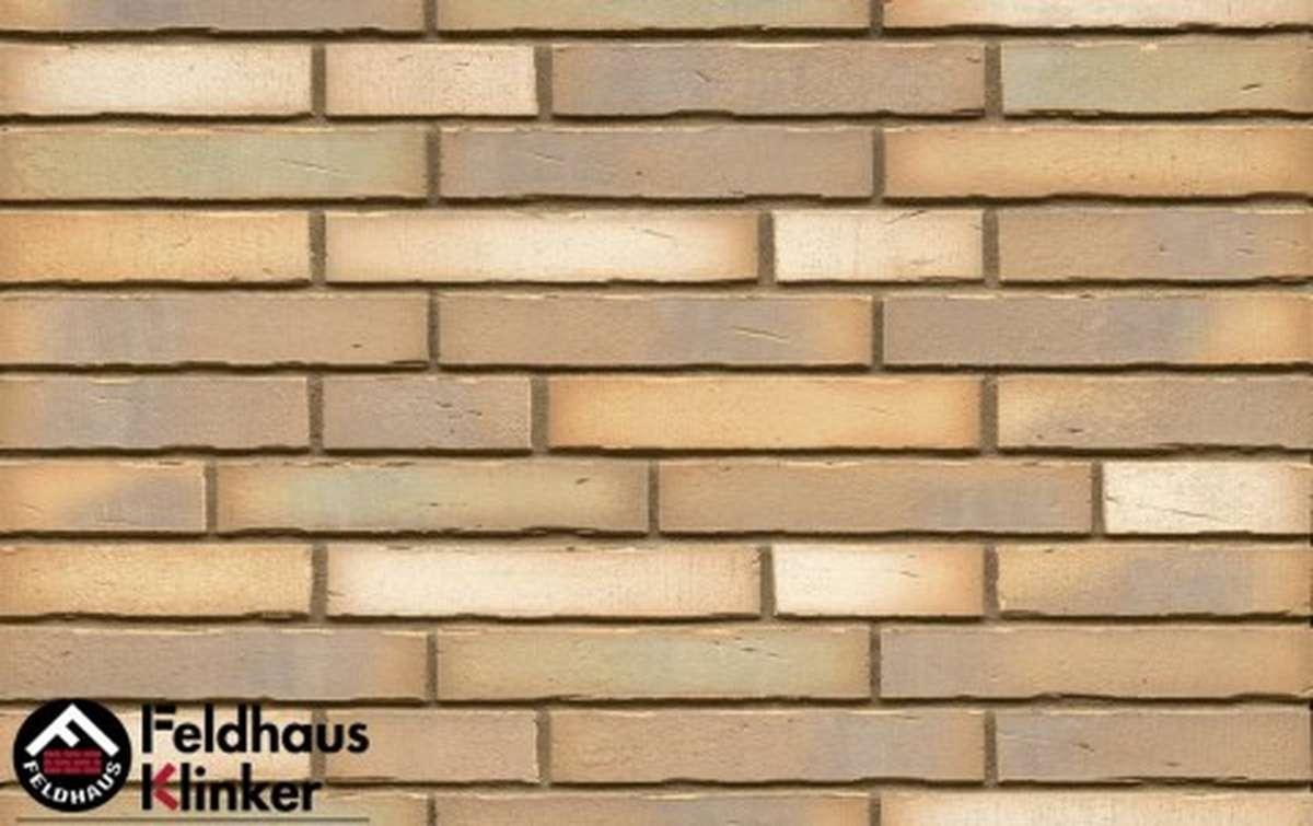 фасадная клинкерная плитка  FELDHAUS KLINKER R916DF14 240x14x52