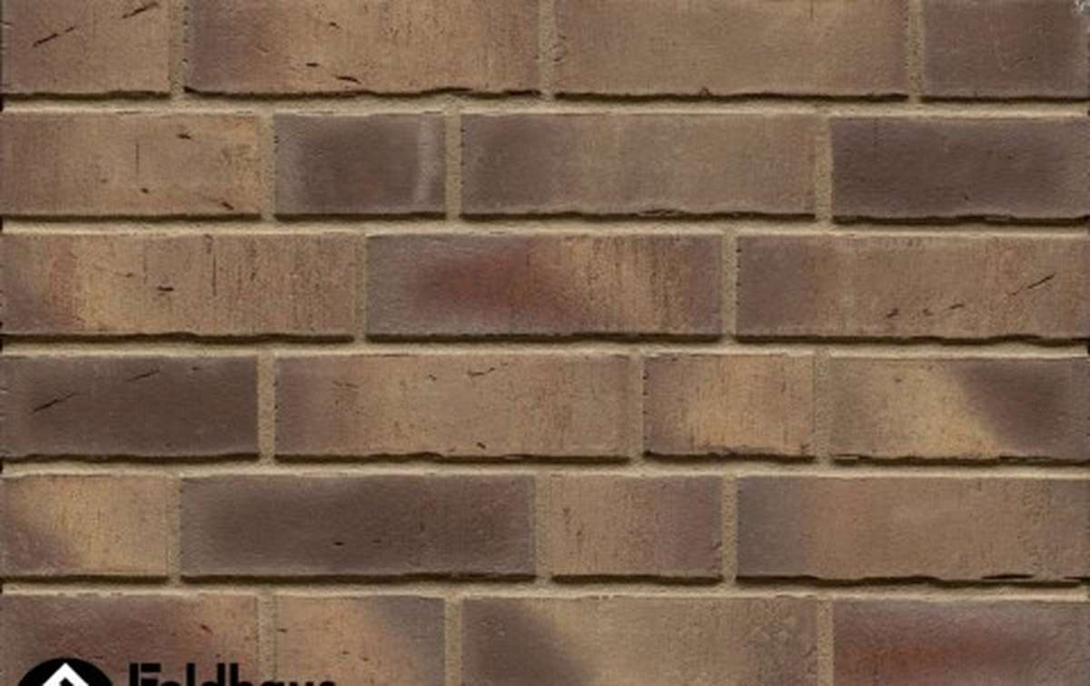 фасадная клинкерная плитка  FELDHAUS KLINKER R931NF14 240x14x71