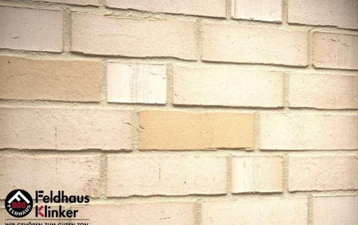 фасадная клинкерная плитка  FELDHAUS KLINKER R991LDF14 290x14x52