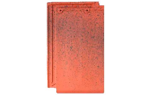 Клинкерная черепица La Escandella, Planum, цвет Jaspee red klinker, красный
