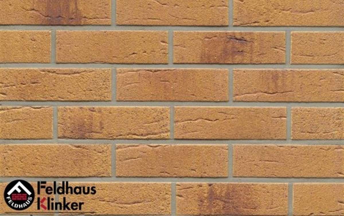Термопанели Регент с клинкерной плиткой Feldhaus Klinker amari viva rustico aubergine R287NF9, 750x656x20