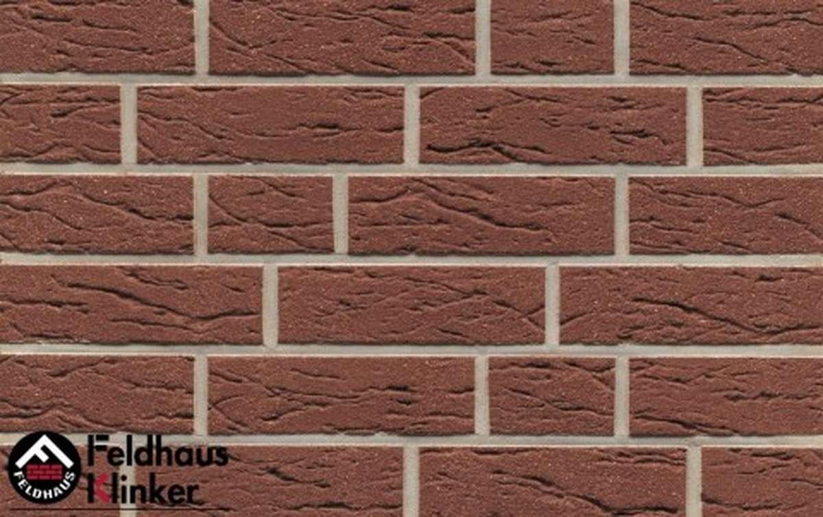 Термопанели Регент с клинкерной плиткой Feldhaus Klinker terra mana R535NF9, 750x656x20