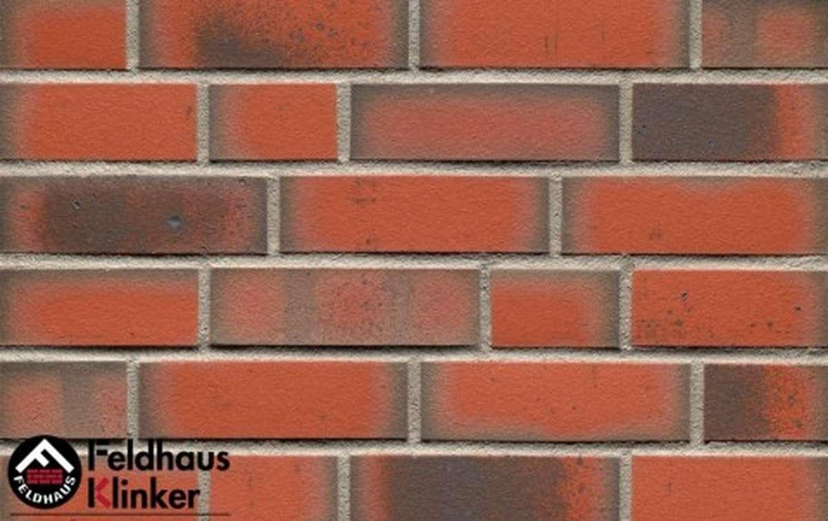Термопанели Регент с клинкерной плиткой Feldhaus Klinker planto ardor venito R788NF9, 750x656x40