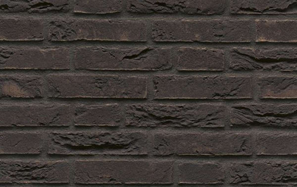 кирпич ручной формовки MUHR Nr. 50 Braun-blau, 210x100x50