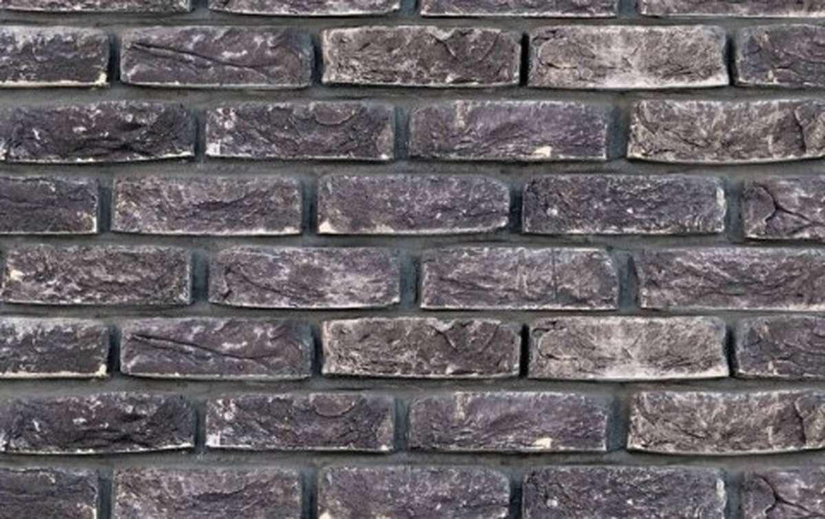 "Фасадная плитка ручной формовки БКЗ ""ЛЕФОРТ"" 210x22x65"